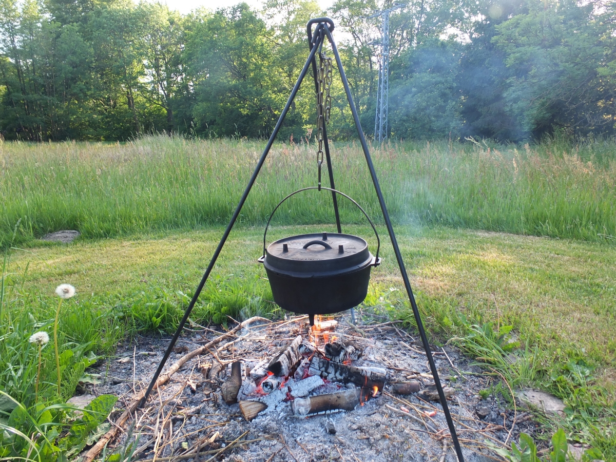 Outdoor Küche Wandern : Outdoor küche mit wild und wilden kräutern u2013 naturreisen mv