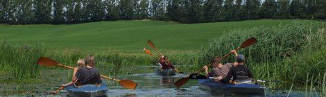 Naturabenteuer-Wochenende im Recknitztal